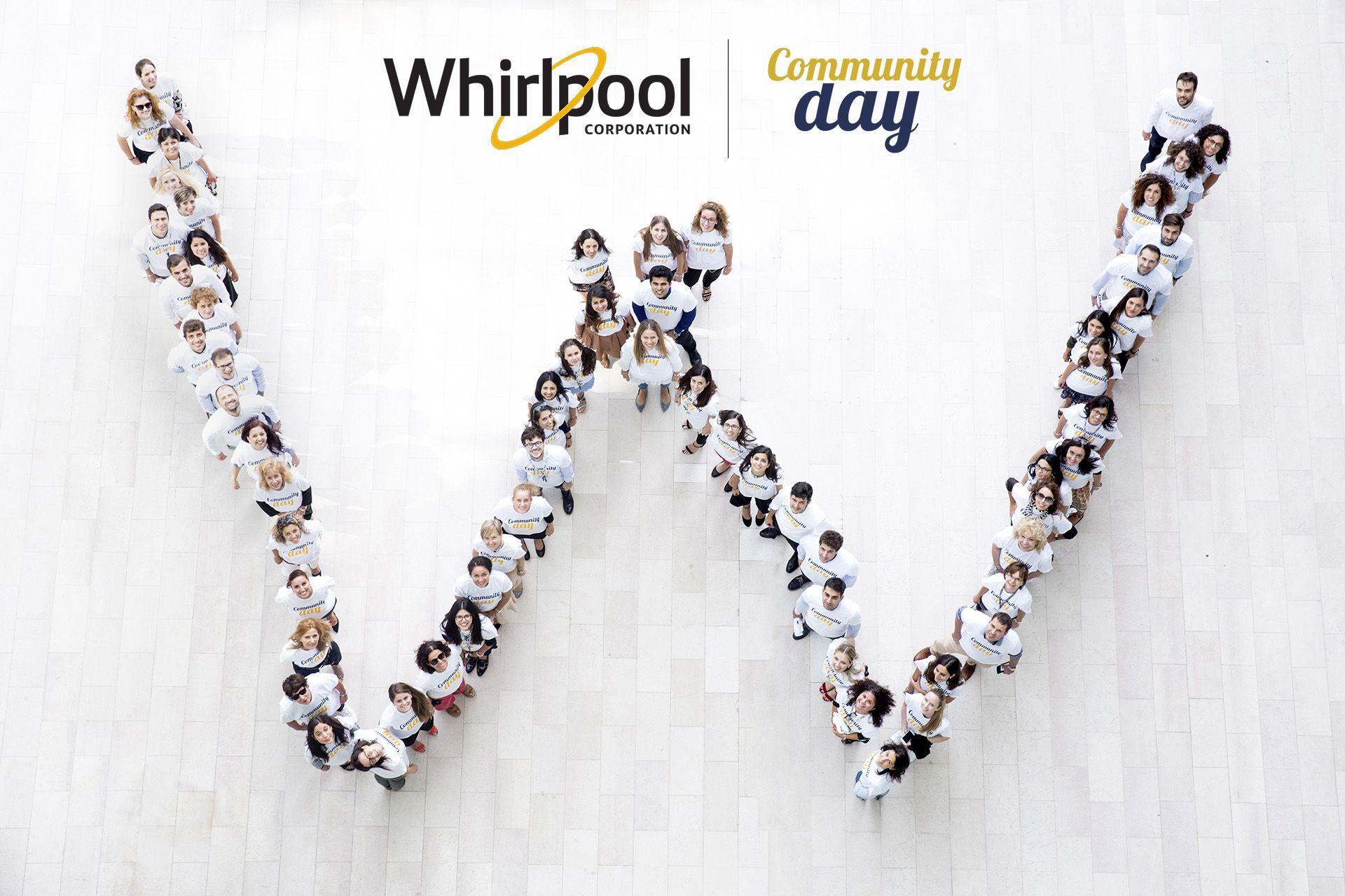 Whirlpool EMEA Community Day 2018
