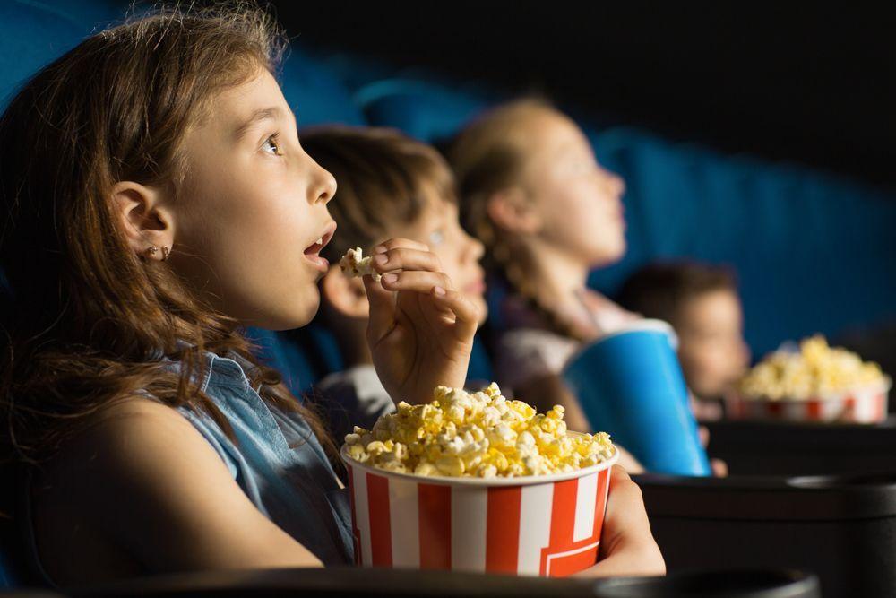 Al cinema con i bambini, per ritrovarsi e coltivare una passione