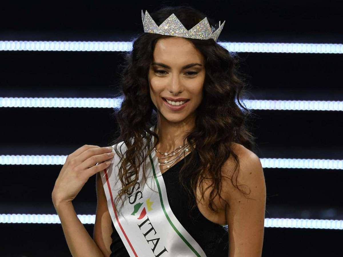 Miss Italia 2018 Carlotta Maggiorana