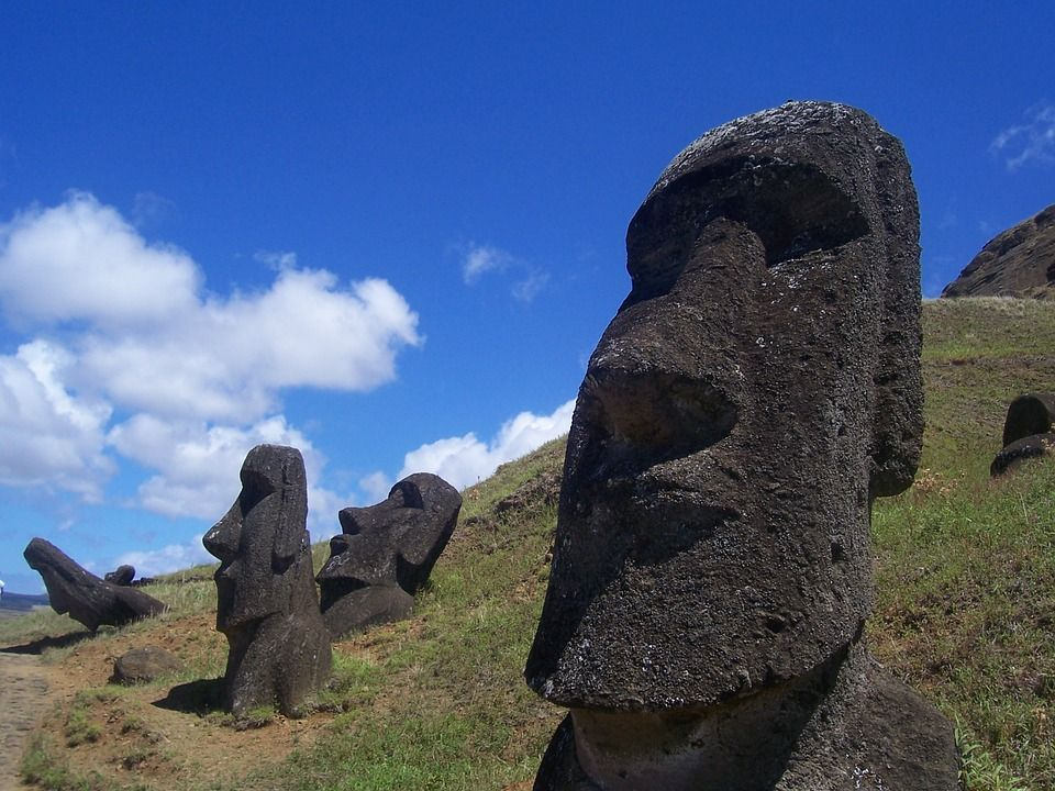 luoghi più misteriosi della terra isola di pasqua