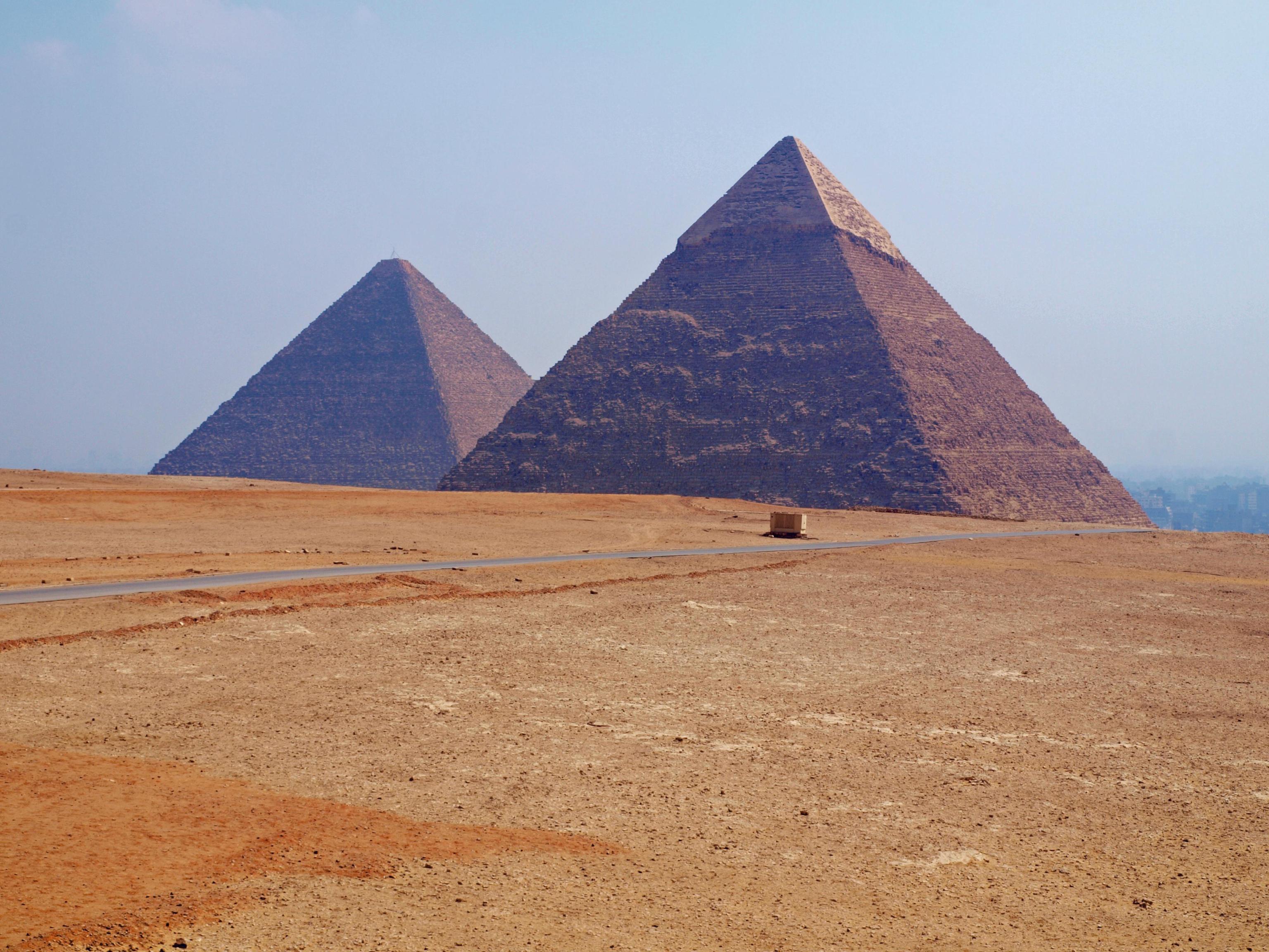 luoghi più misteriosi della terra piramidi giza