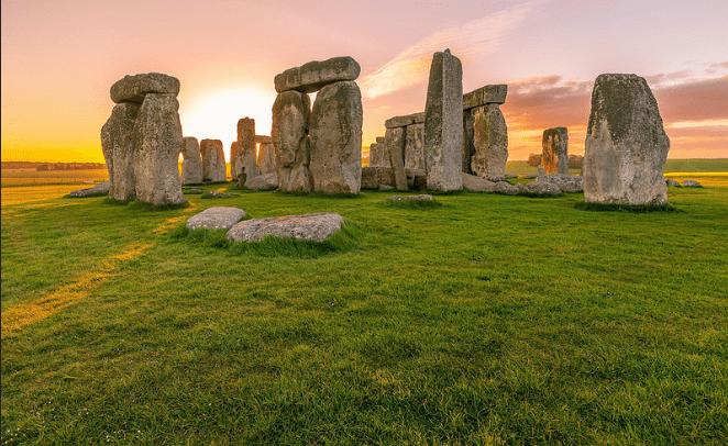luoghi più misteriosi della terra stonehenge