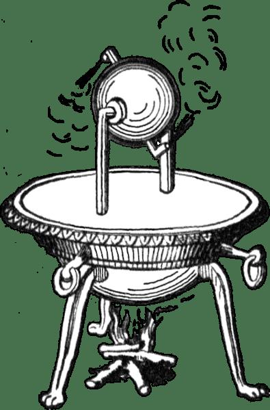 macchine più sorprendenti dell'antichità eolipila
