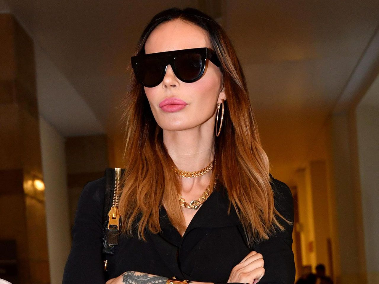 Nina Moric condannata a risarcire Belén per averla definita 'un viado'