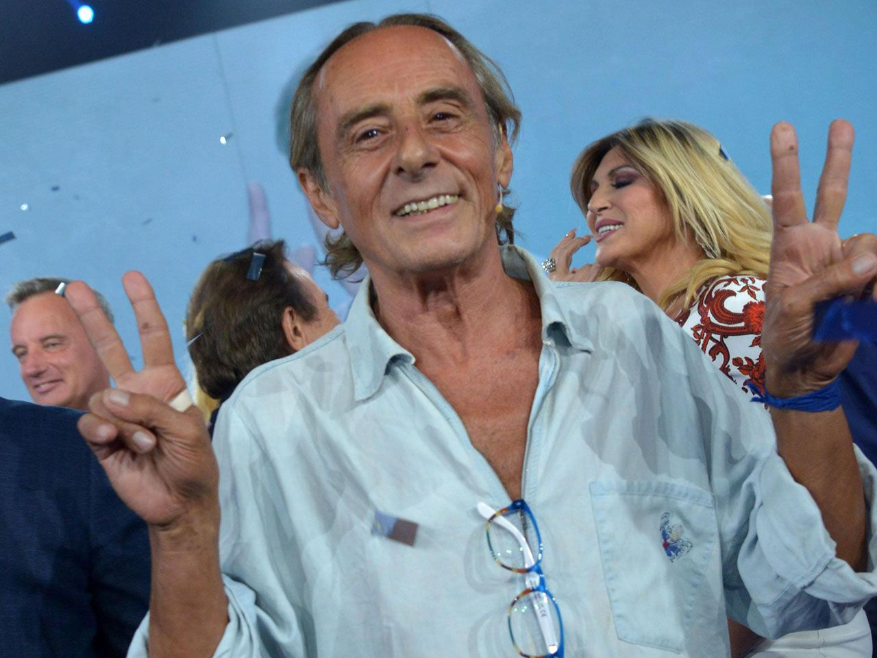 Nino Formicola sposato Alessandra Raya