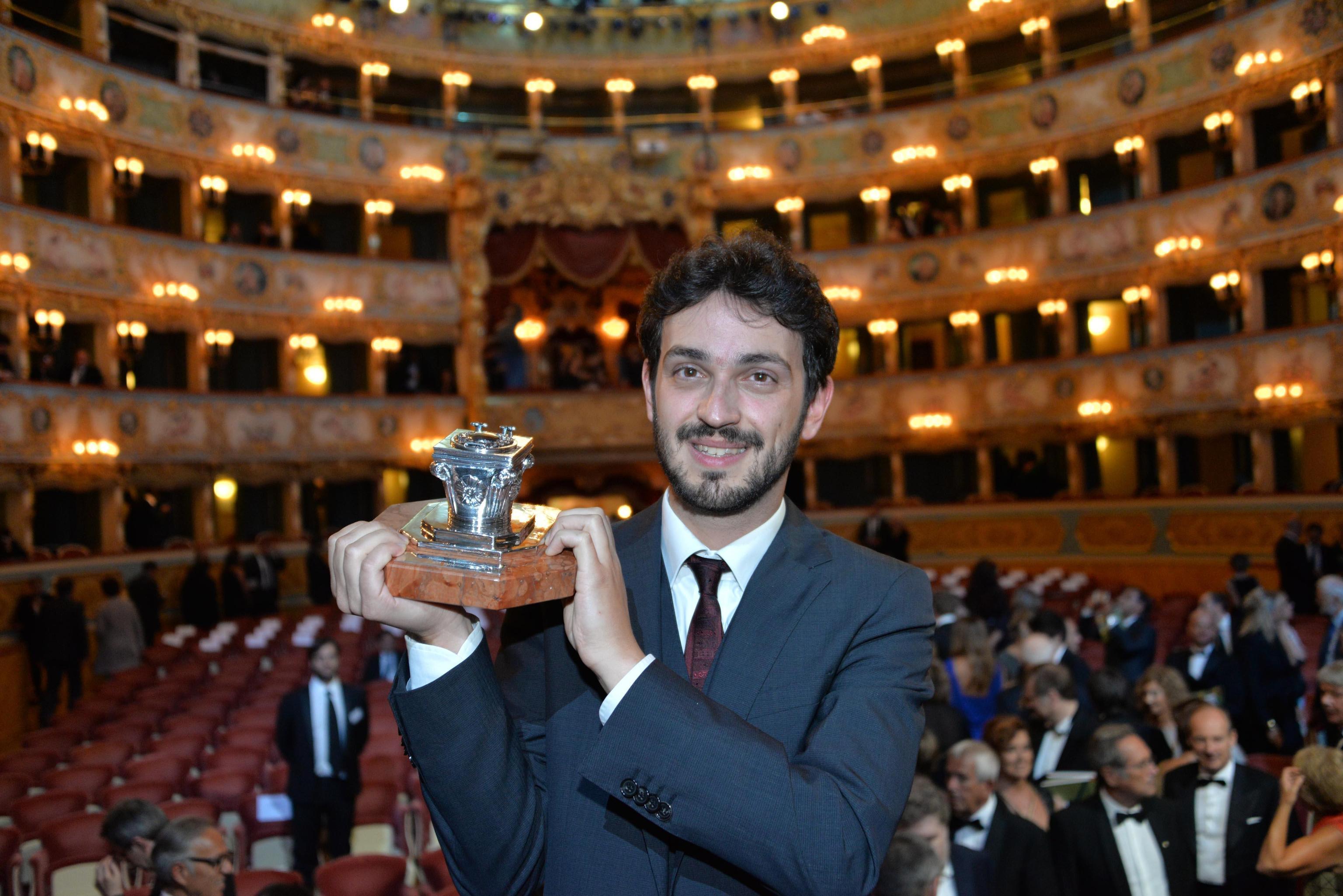 premio campiello vincitori giorgio fontana