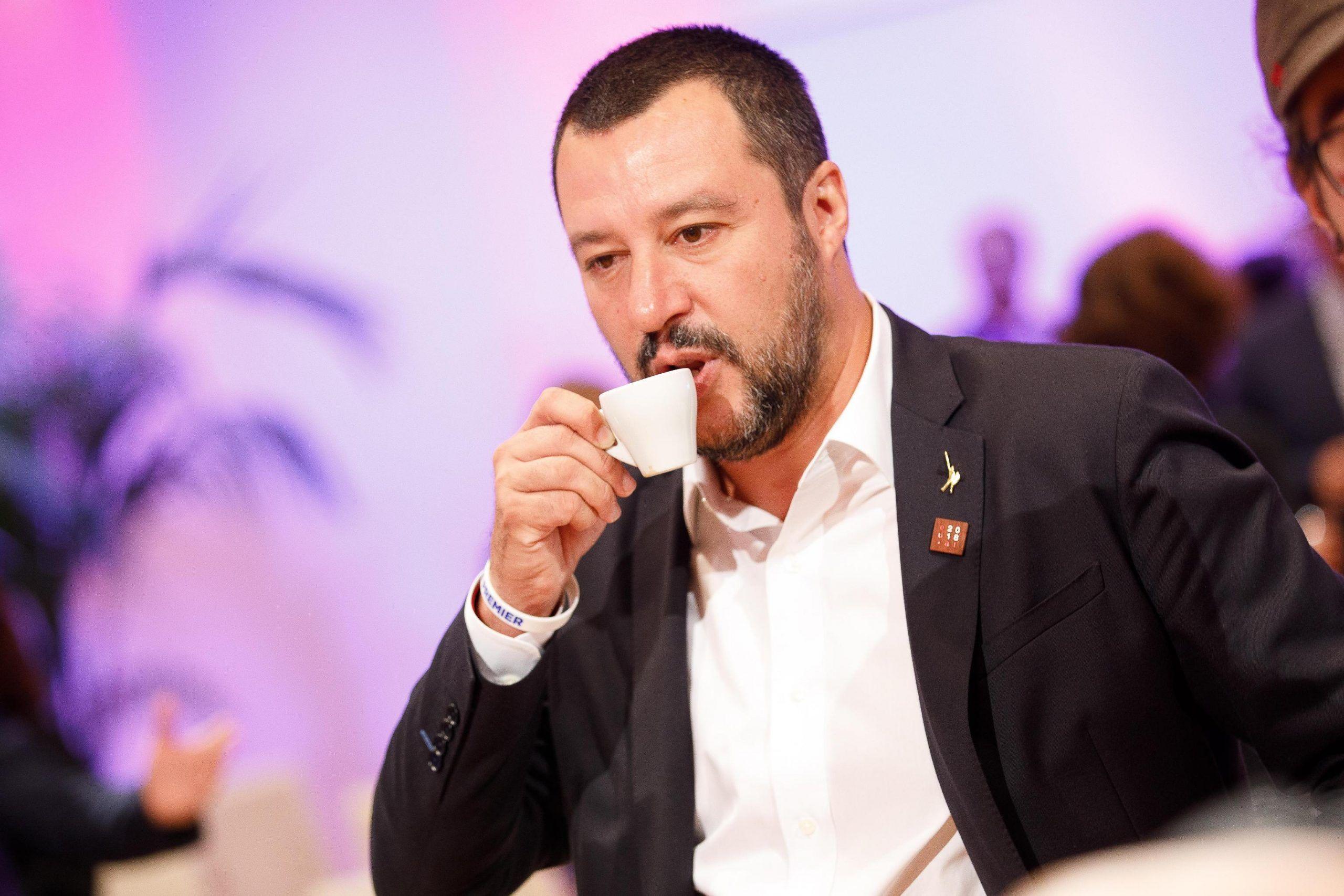 Salvini indagato