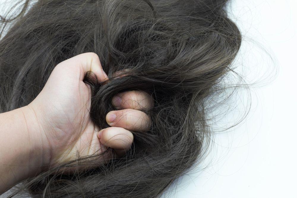 tirare capelli