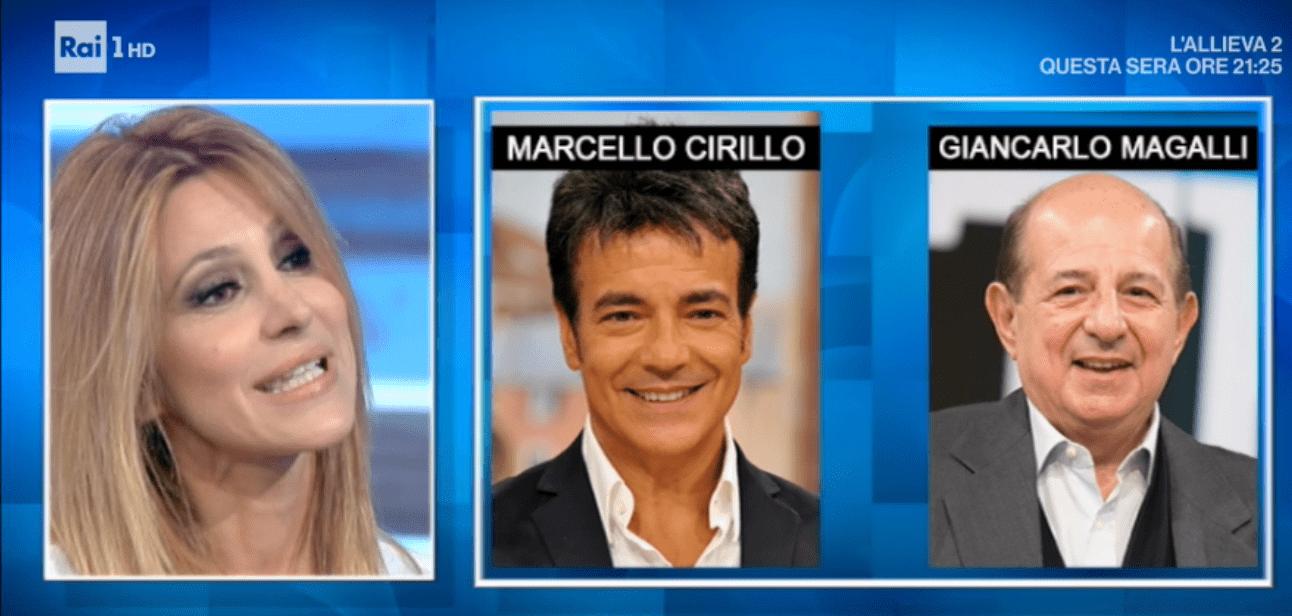 Adriana Volpe contro Magalli: 'Ho toccato un nervo scoperto è successo il finimondo'