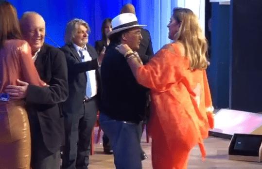 Al Bano e Romina Power, il ballo al Maurizio Costanzo show