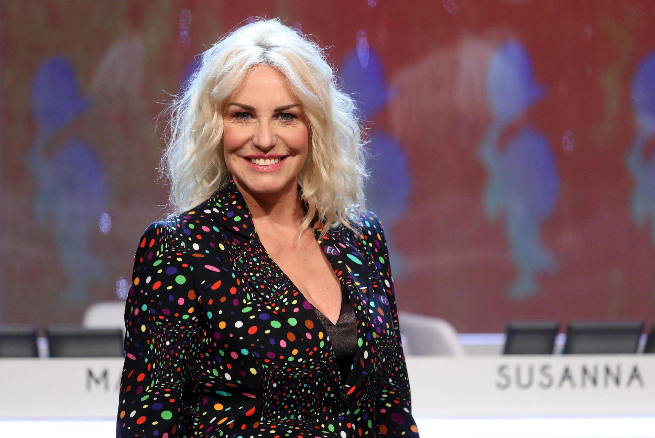 Antonella Clerici: 'Nessuna polemica con Elisa Isoardi. Portobello? Perderò contro la De Filippi'
