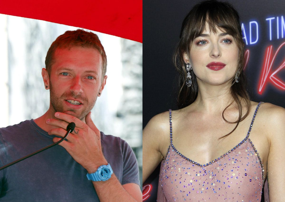Chris Martin, l'ex di Gwyneth Paltrow avrà un figlio da Dakota Johnson?