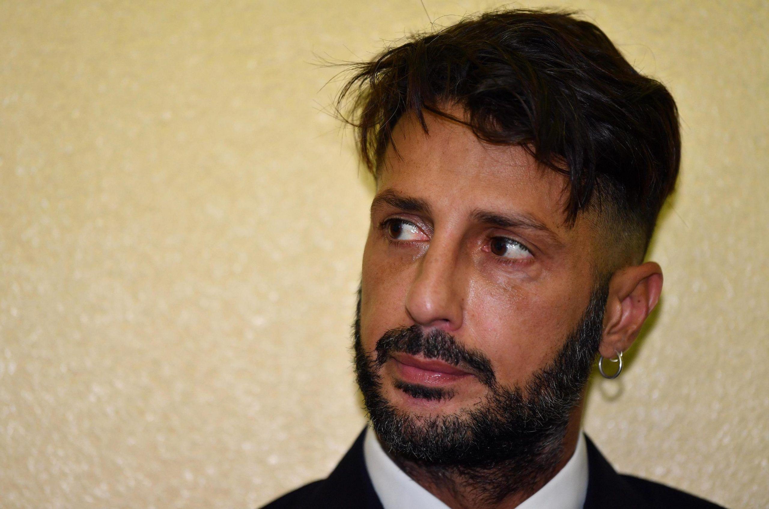 Fabrizio Corona al GF Vip 3