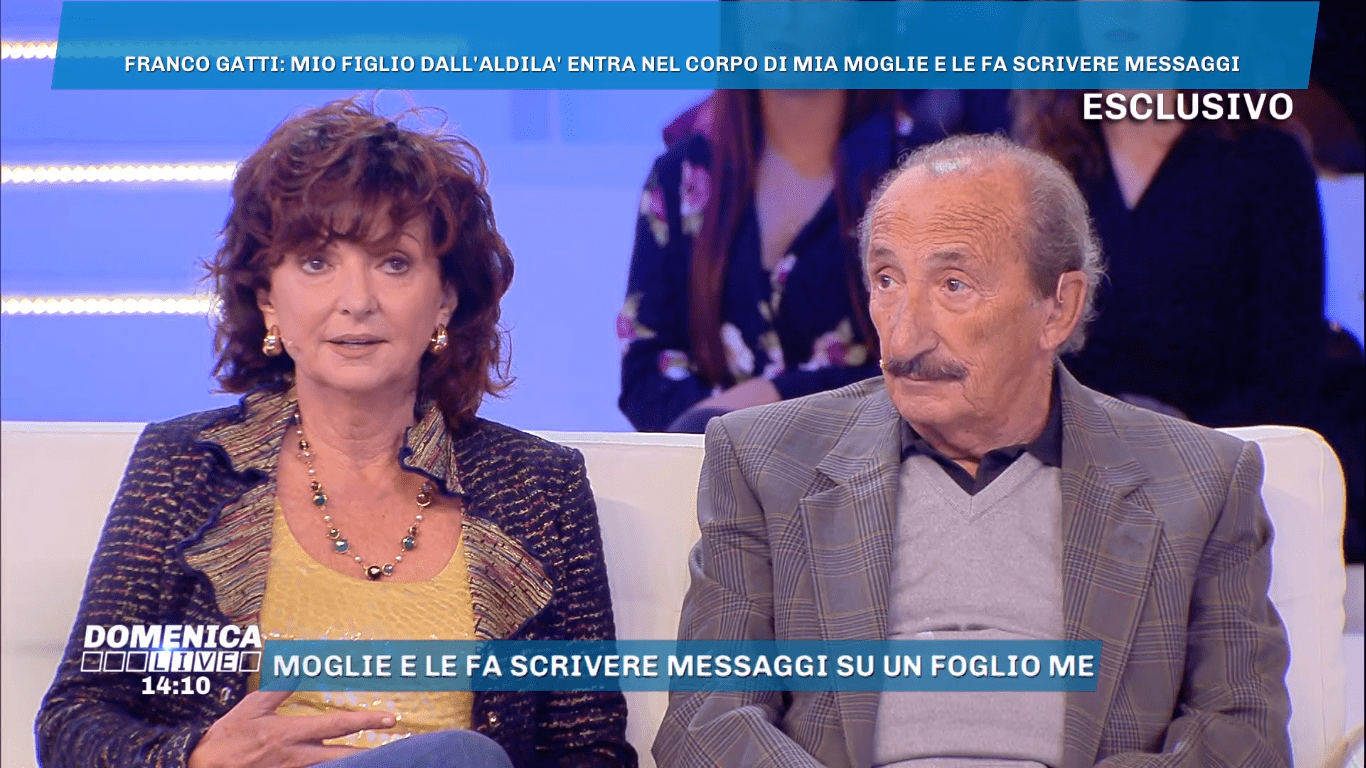 Franco Gatti dei Ricchi e Poveri: 'Mio figlio manda segnali dall'aldilà'