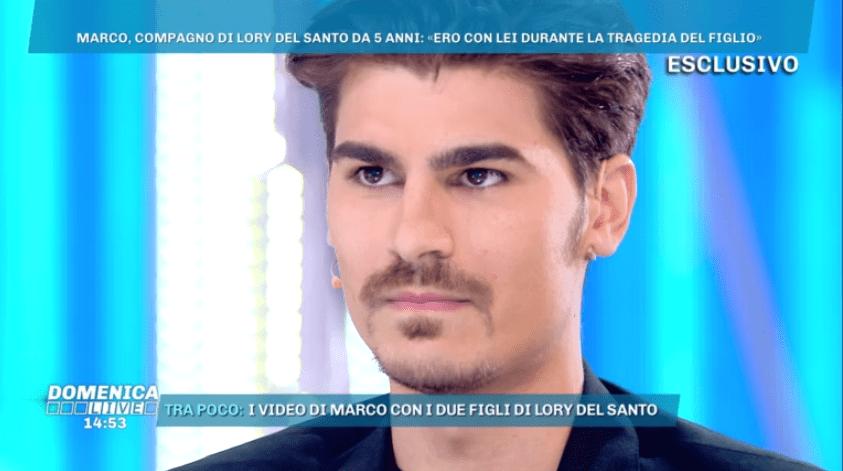 Domenica Live, Marco Cucolo: 'La morte di Loren una pugnalata al cuore'