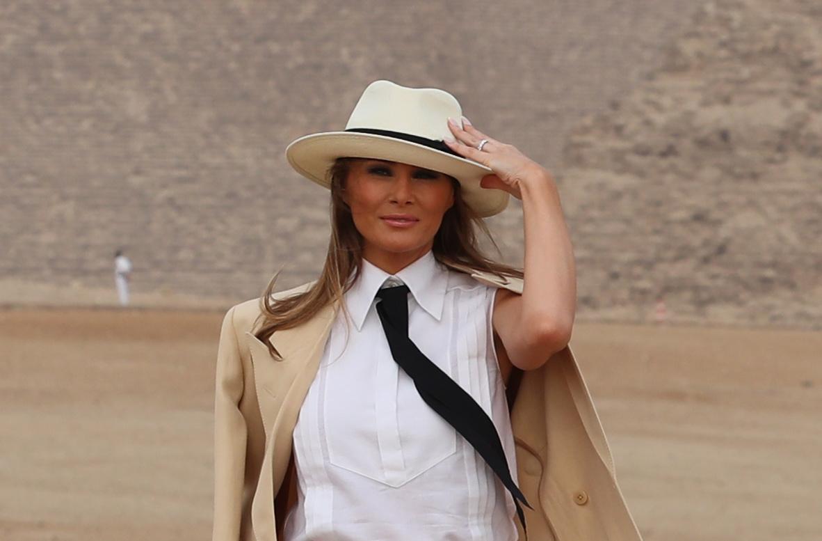 Melania Trump: 'Sono una delle persone più bullizzate al mondo'