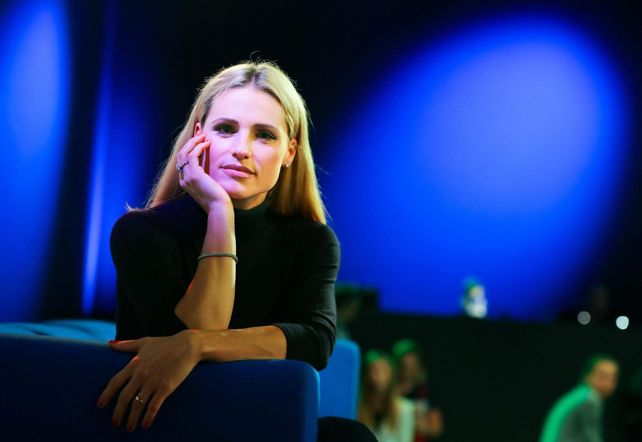 Michelle Hunziker: 'Sono andata via da Adrian. Sanremo? Deve restare popolare'