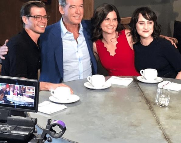 Mrs. Doubtfire: Pierce Brosnan e i bambini del film 25 anni dopo