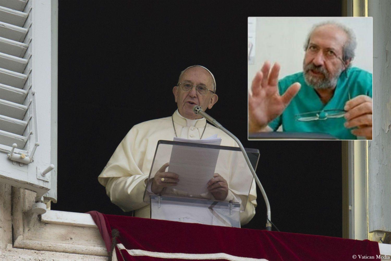 Medico risponde al Papa: 'Se chi abortisce è un sicario allora il mandante è lo Stato'