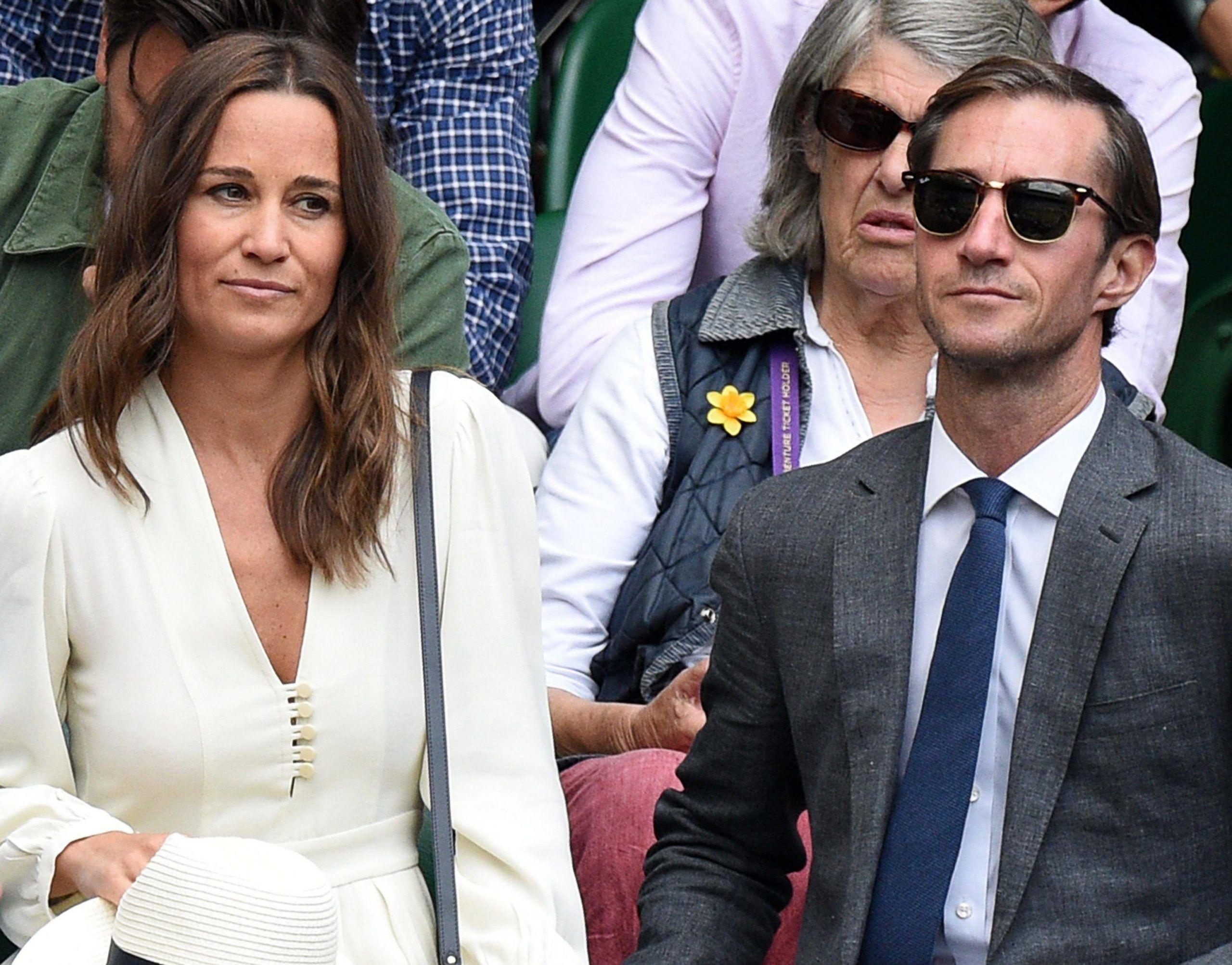Pippa Middleton è diventata mamma: è nato un maschietto