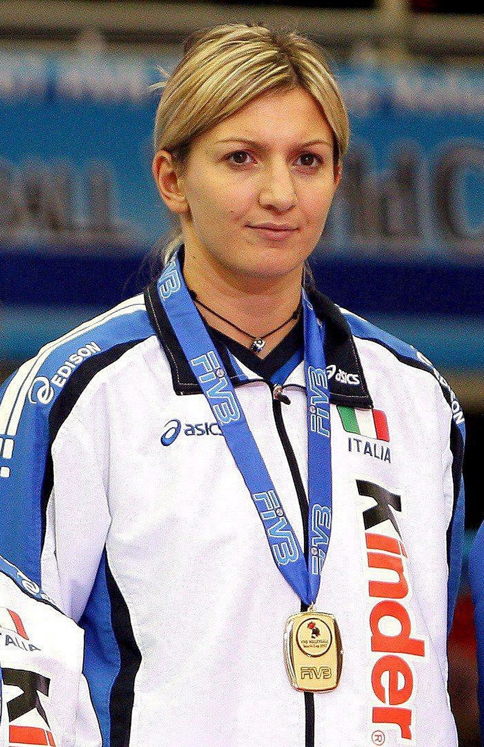Morta Sara Anzanello, lutto nel mondo della pallavolo