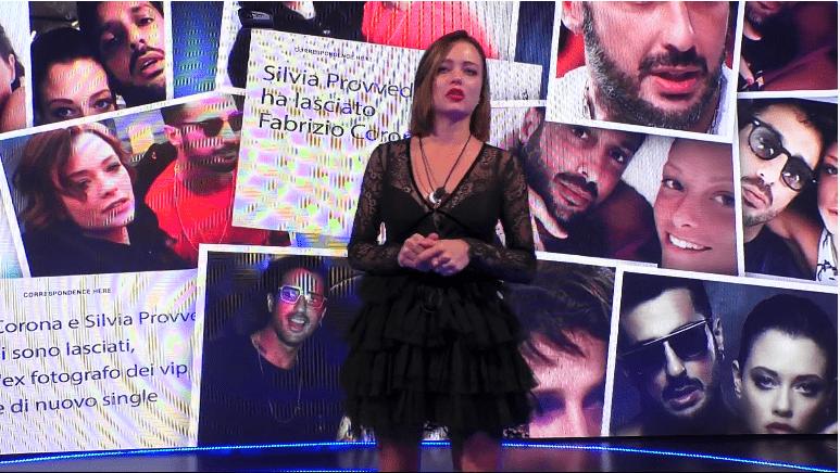 GF VIP 3, Silvia Provvedi in lacrime: 'Sono stata io a non volere più Fabrizio Corona'
