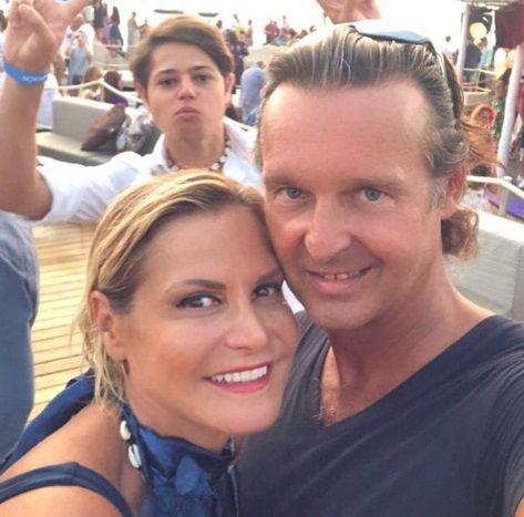 Simona Ventura e Gerò Carraro si sono lasciati? I due insieme per l'ultima di Temptation Island