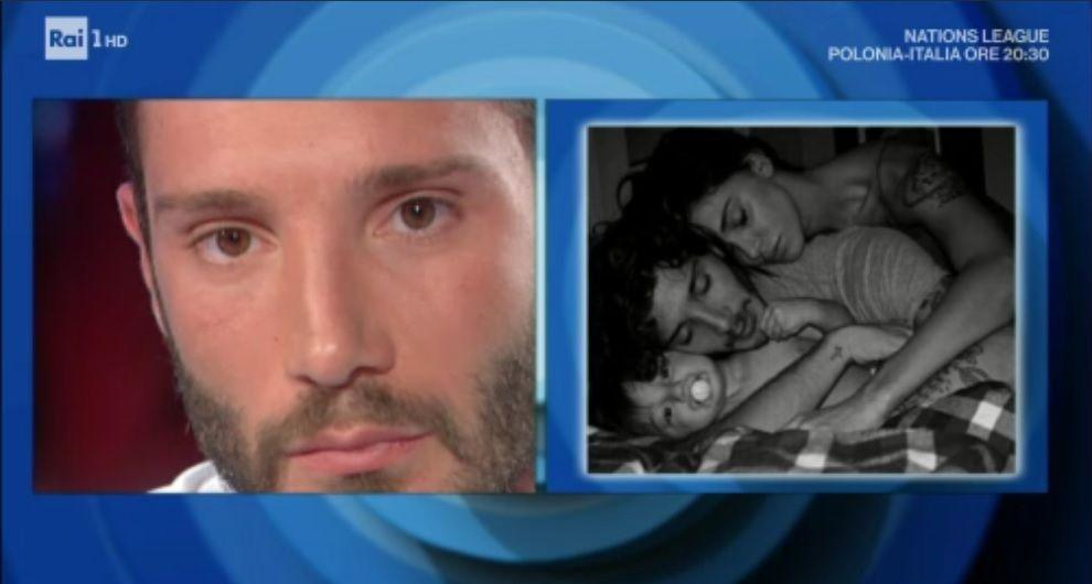 Stefano De Martino si commuove: 'Lì, tra Belén e Santiago, è il mio posto preferito'