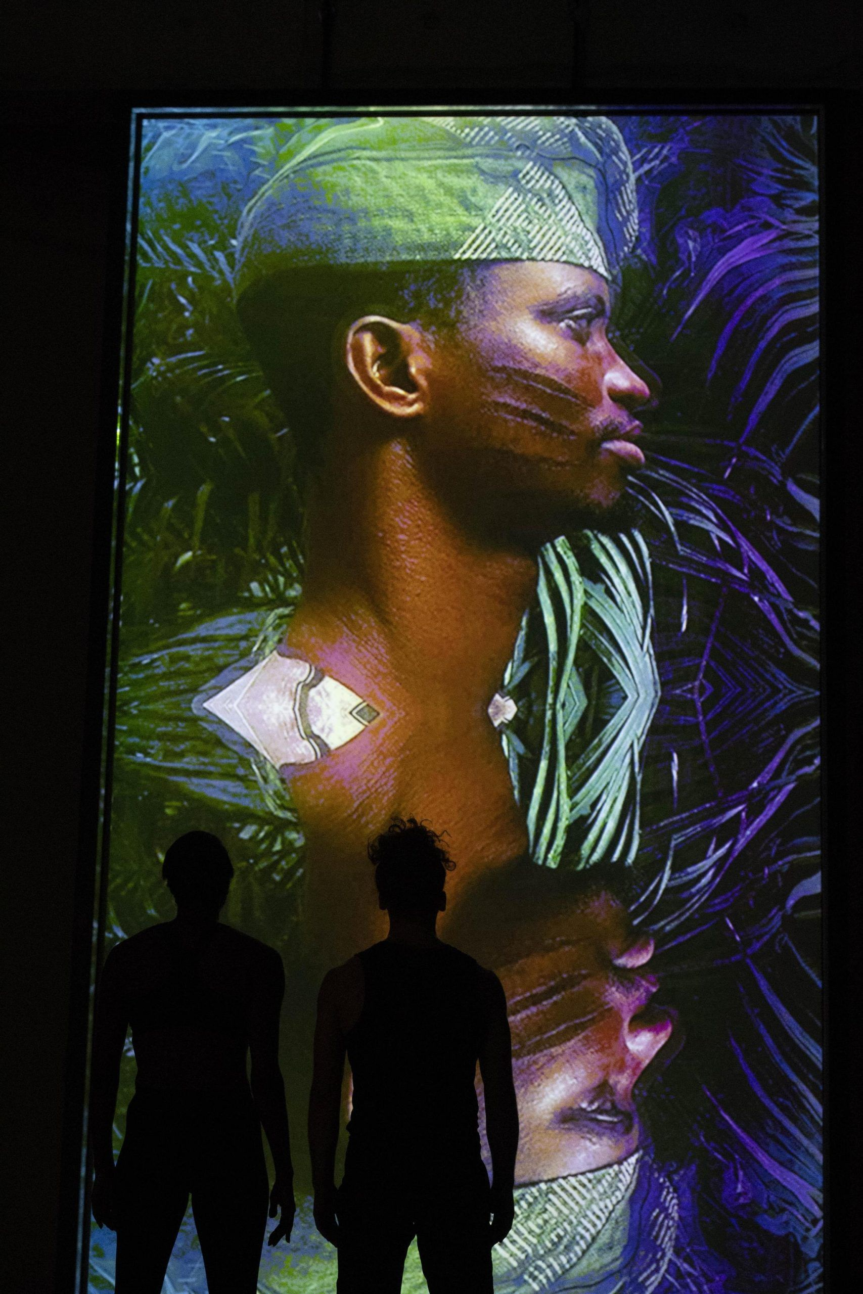'Datafrica', il racconto del continente africano attraverso l'arte contemporanea