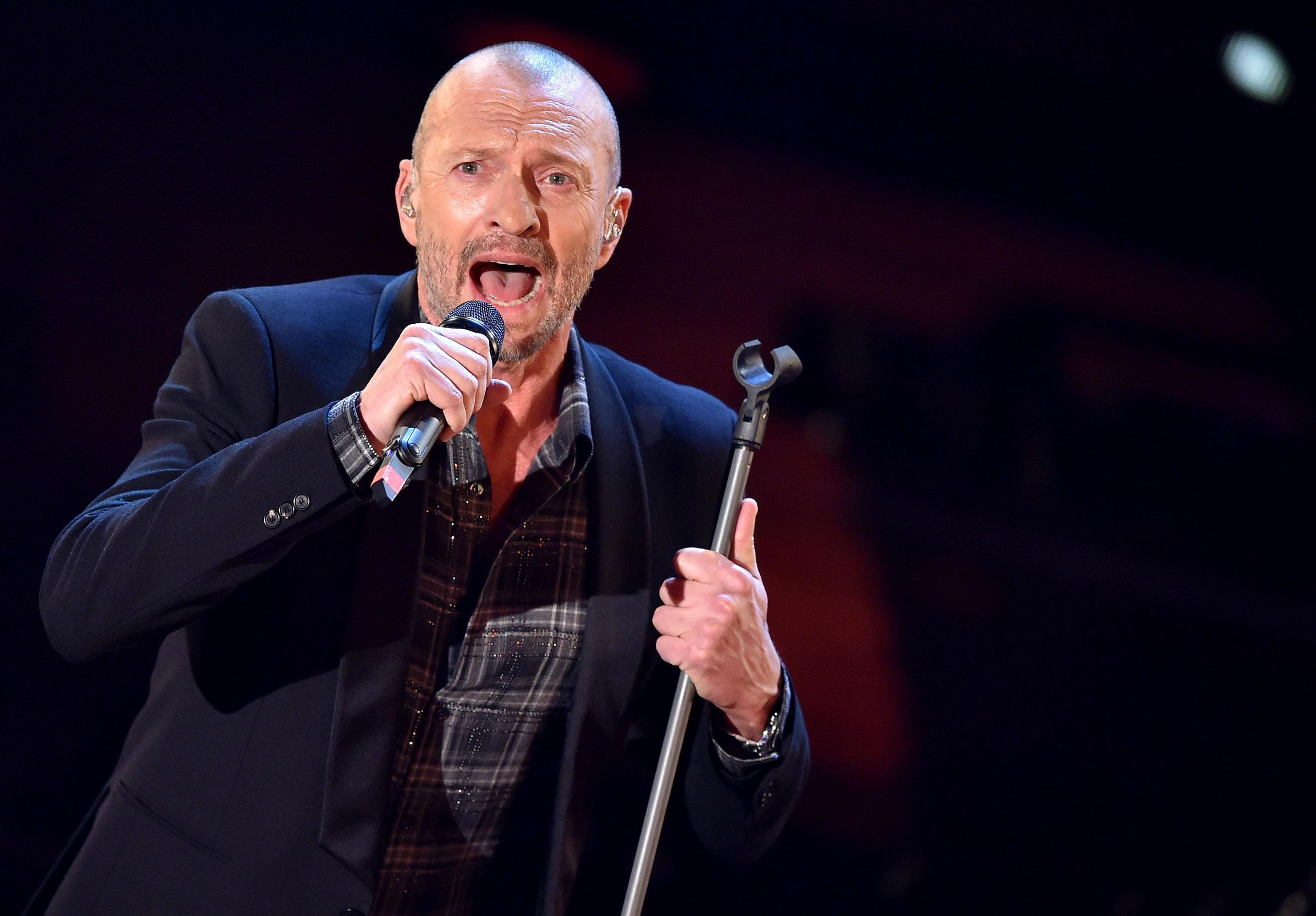 Biagio Antonacci accusato di plagio per il singolo 'Mio fratello'