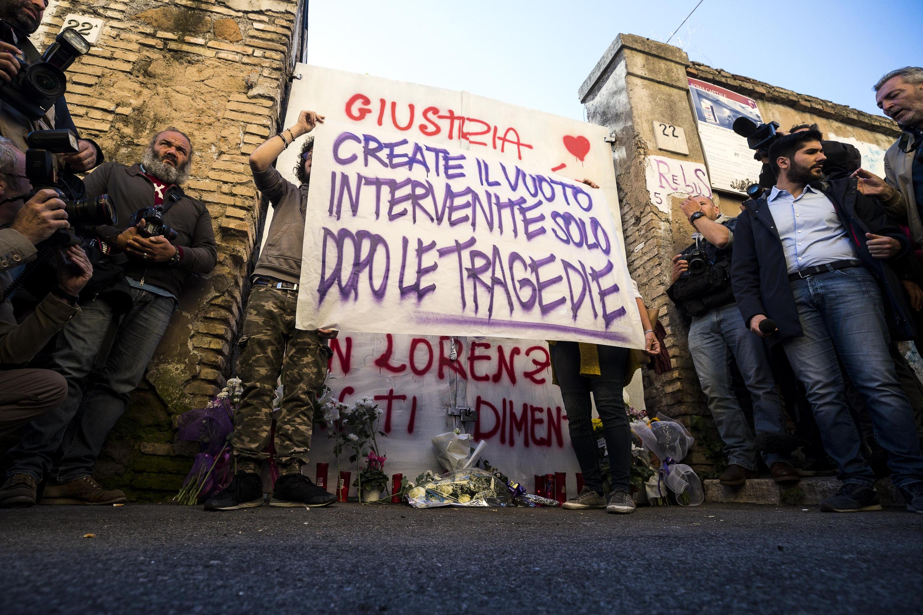 Desirée Mariottini: l'amica divorata dal senso di colpa 'potevo salvarla'