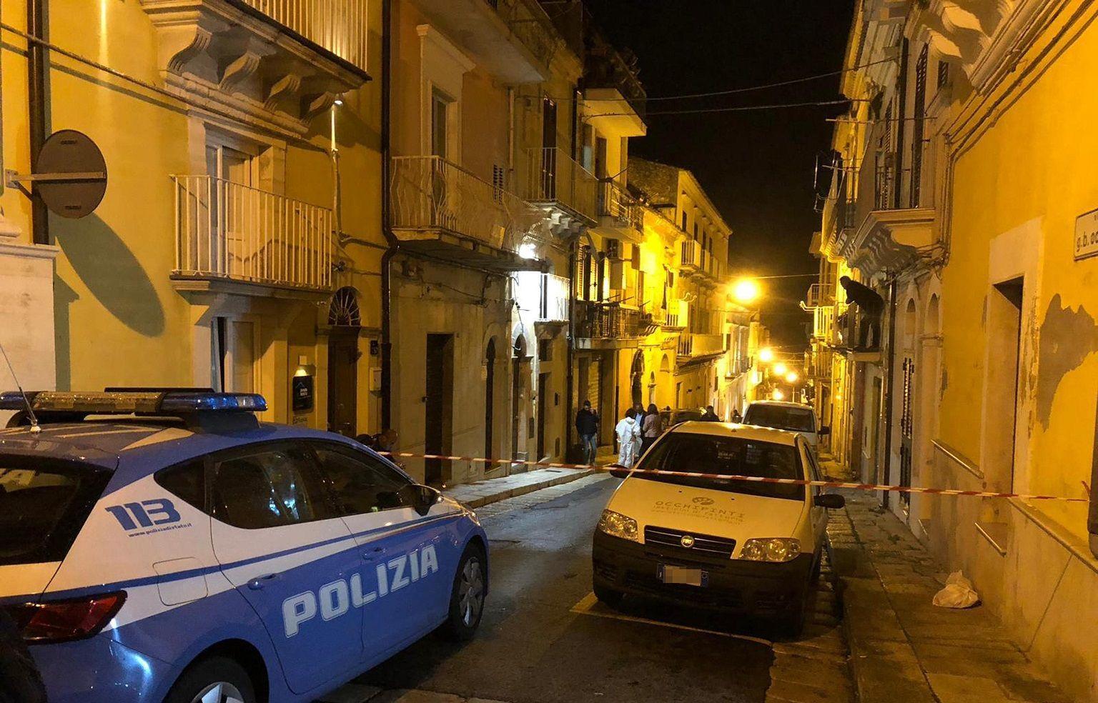Ragusa: si indaga sull'omicidio di Maria Zarba, 66enne uccisa in casa