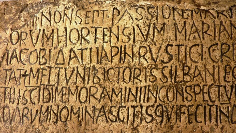 Le espressioni latine più famose (ed usate) in Italiano