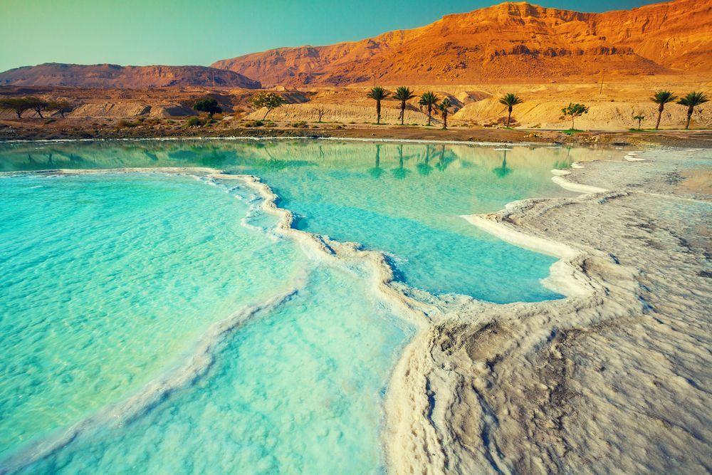 Ci sono pesci nel Mar Morto: 'Presagio della fine del mondo'