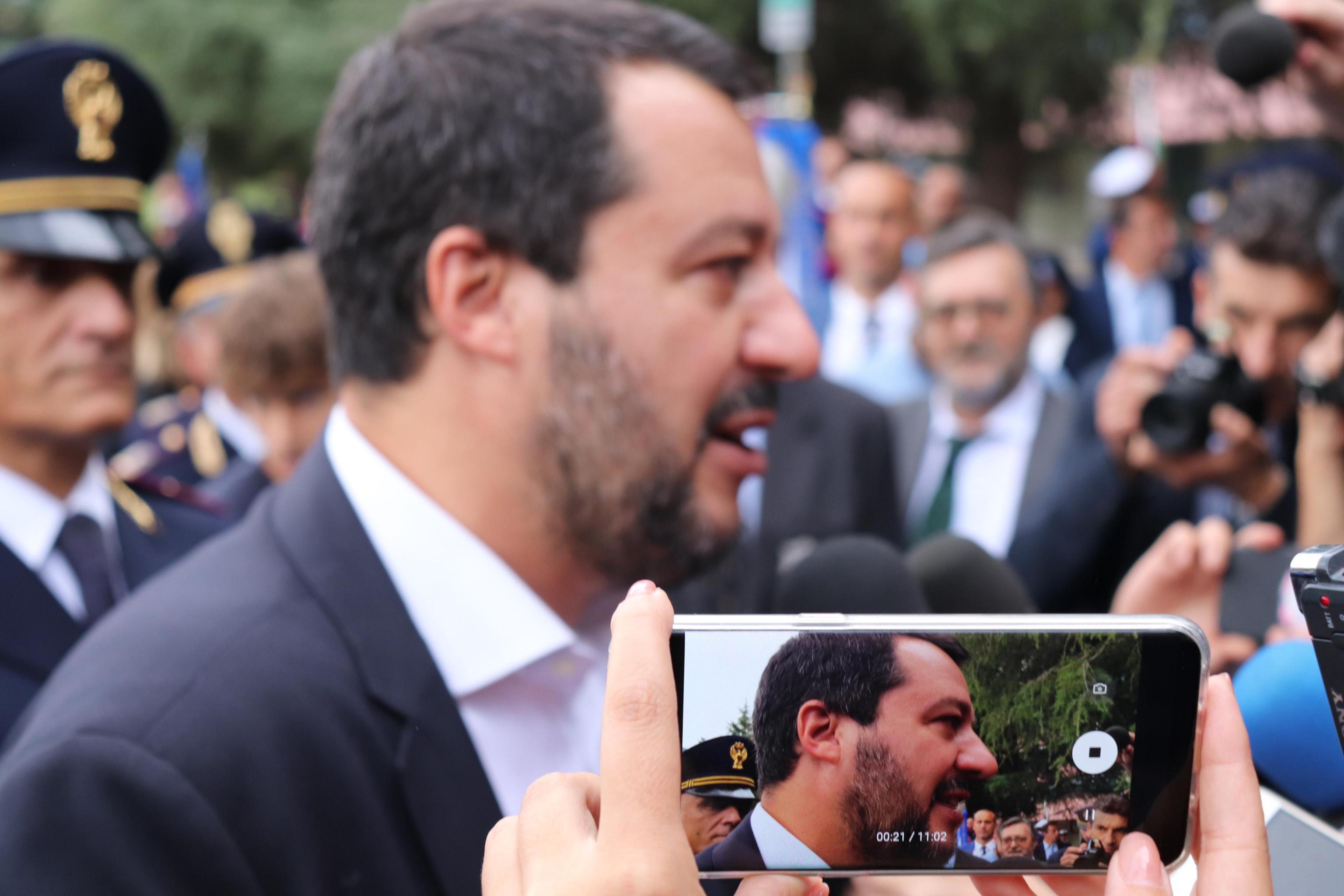 Rita Dalla Chiesa promuove Salvini: 'La gente lo ama e ha ragione'