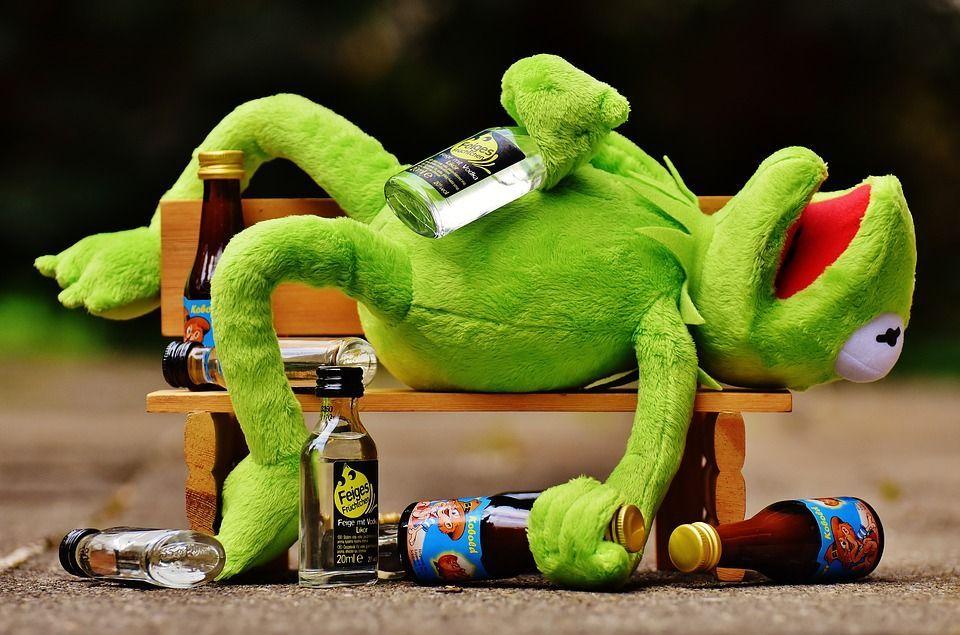 Storie divertenti di ubriachi estremi