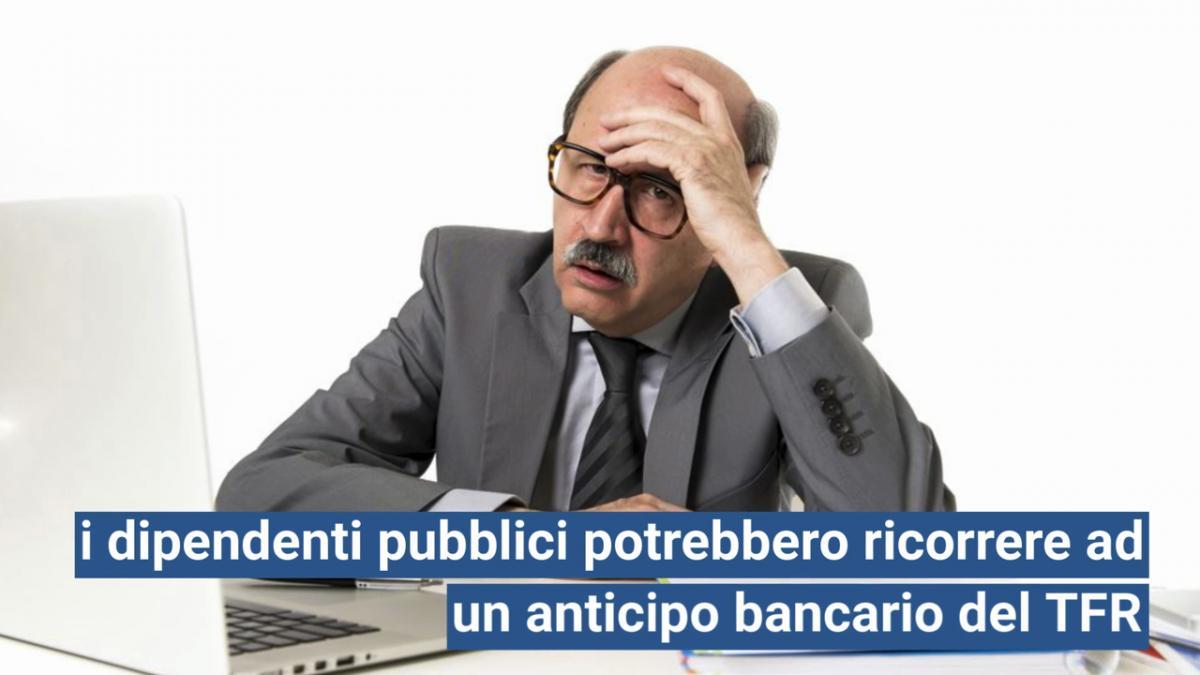 Quota 100 novit sui tfr dei dipendenti pubblici nanopress for Finestra quota 100 dipendenti pubblici