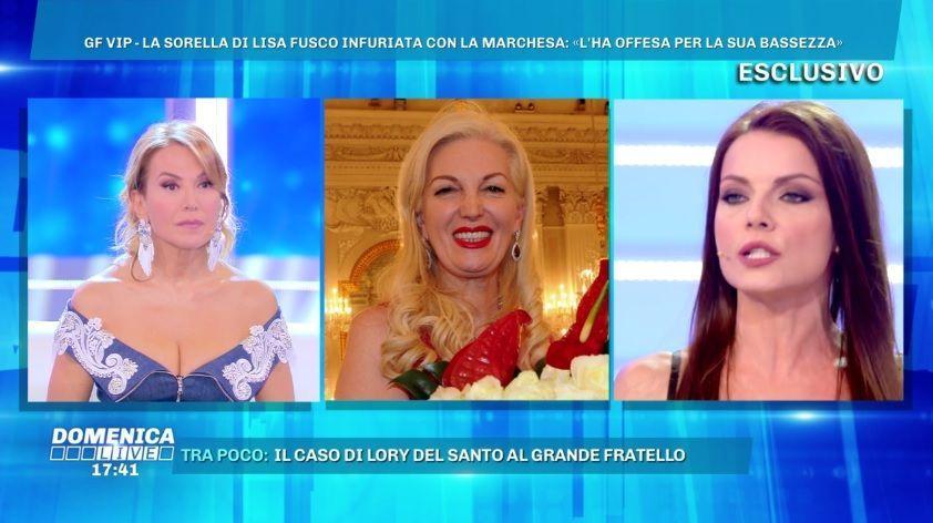 Pomeriggio 5, Lisa Fusco: 'La marchesa d'Aragona ha comprato la laurea'