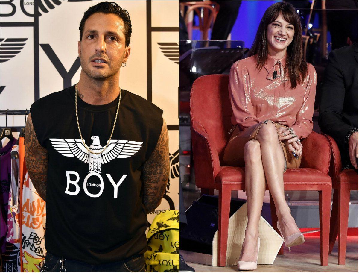 Fabrizio Corona e Asia Argento, un contratto da 100 mila euro dietro la loro storia d'amore?