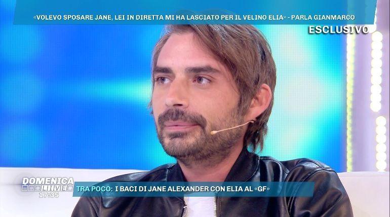 Jane Alexander, il compagno Gianmarco Amicarelli: 'Non eravamo in crisi'