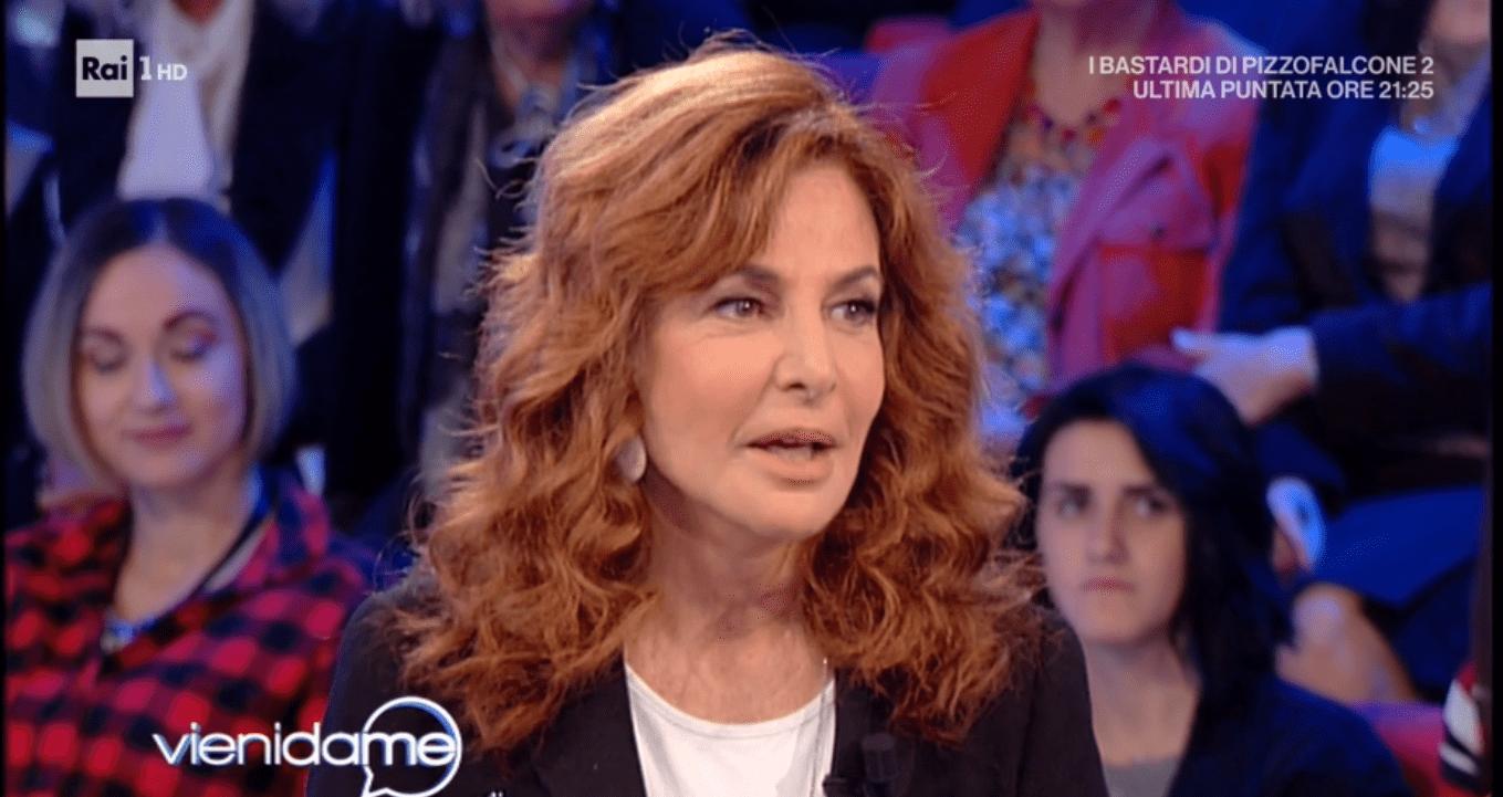 Giuliana De Sio: 'Ho tentato di avere figli per tutta la vita'