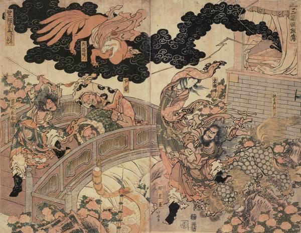 Mitologia giapponese: il quiz sulle divinità, spiriti e leggende