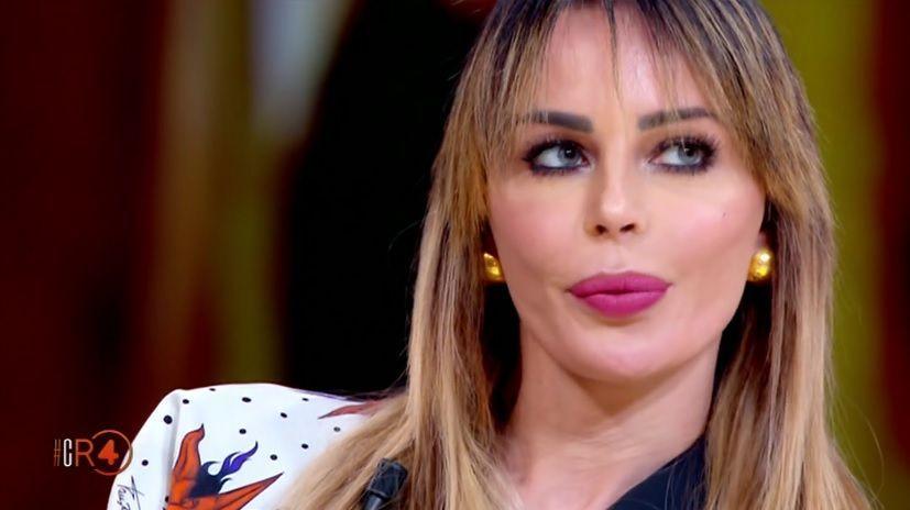 CR4, Alda D'Eusanio attacca Nina Moric: 'Quanto valium ha preso prima di entrare?'