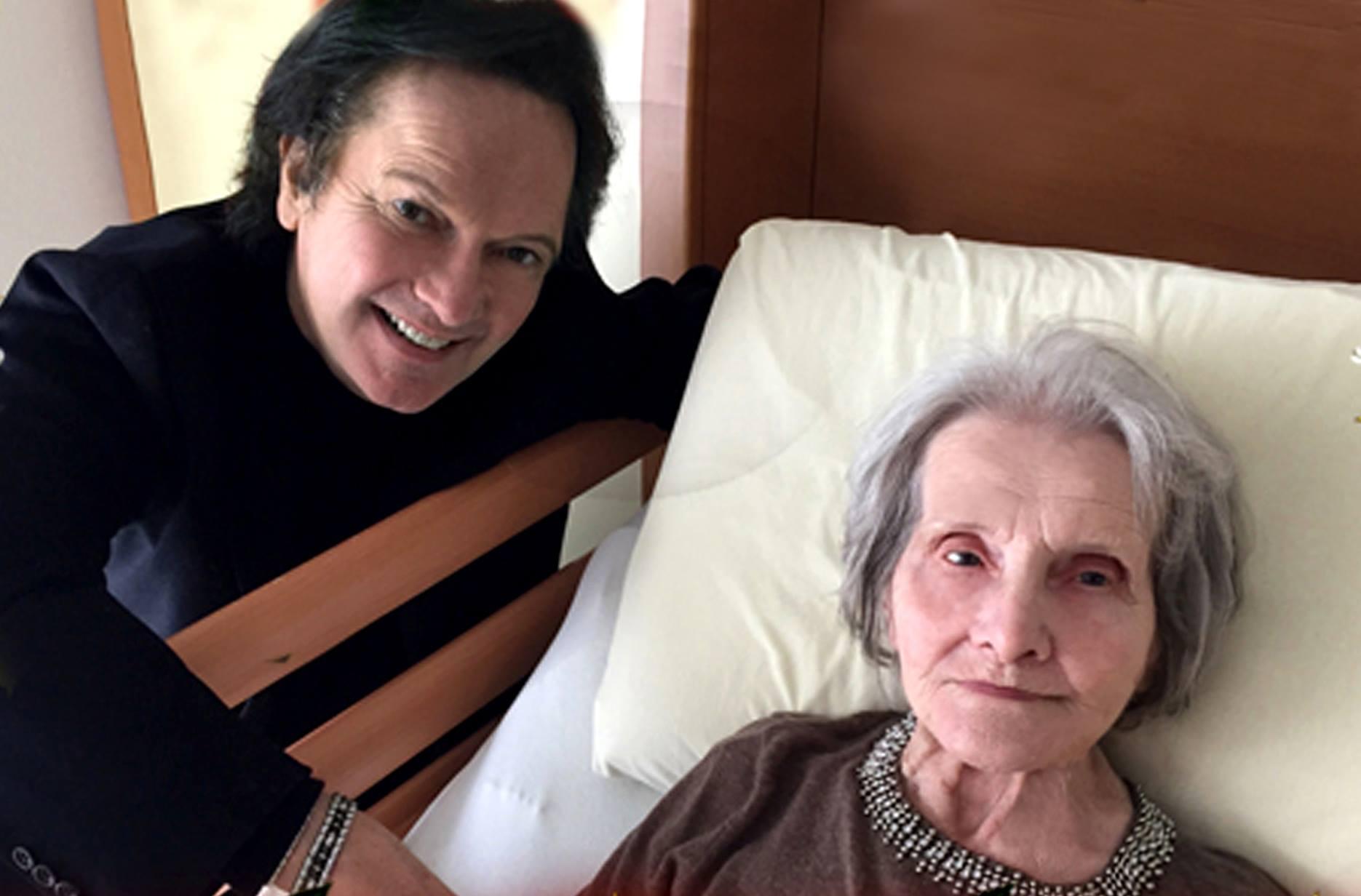 Red Canzian, lutto per il cantautore: è morta la mamma