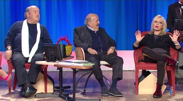 Rita Pavone al Maurizio Costanzo Show: 'Nella mia carriera non ho mai dovuto darla!'