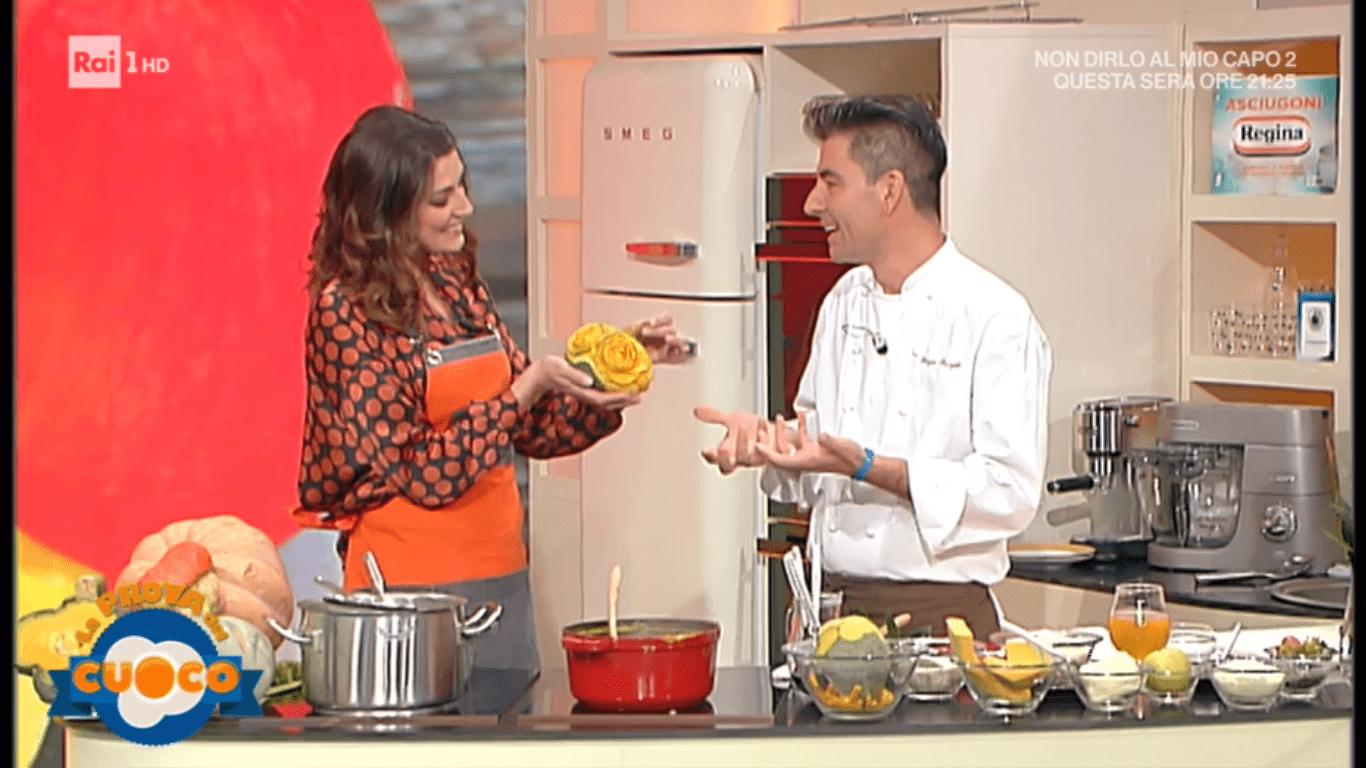 La Prova del cuoco, chef Sergio Barzetti: 'Elisa Isoardi mi ha cacciato perché ingestibile e discolo'