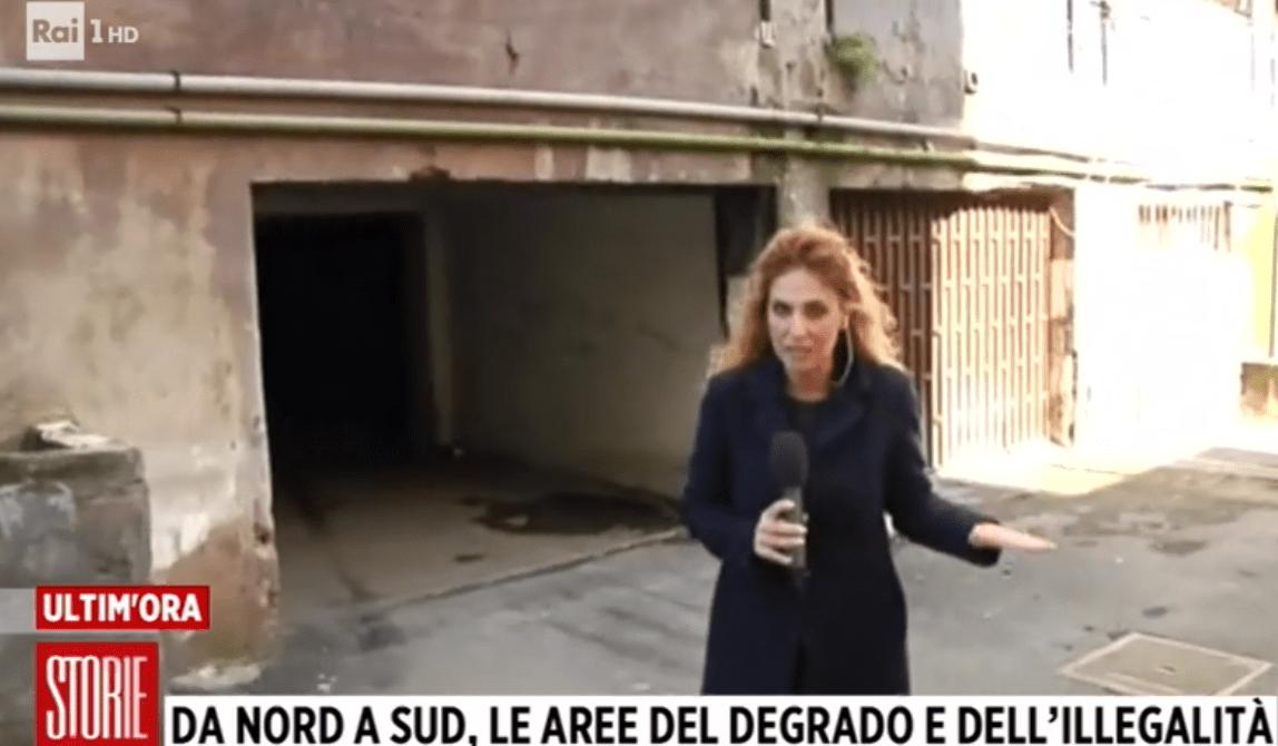 Storie Italiane, paura per Eleonora Daniele: inviata minacciata di morte