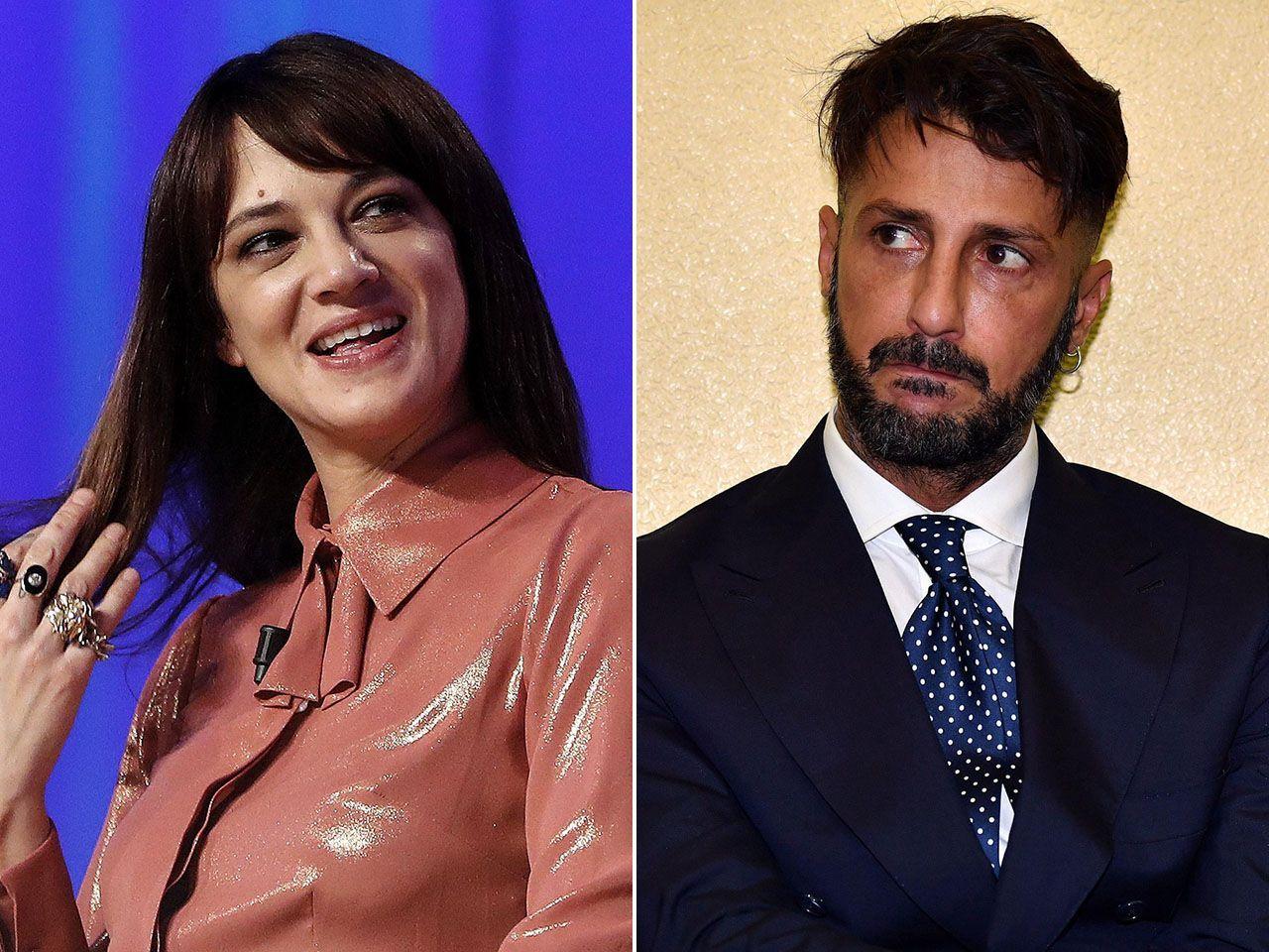 Fabrizio Corona: 'Asia Argento è una donna speciale, ma non stiamo insieme. Per ora'