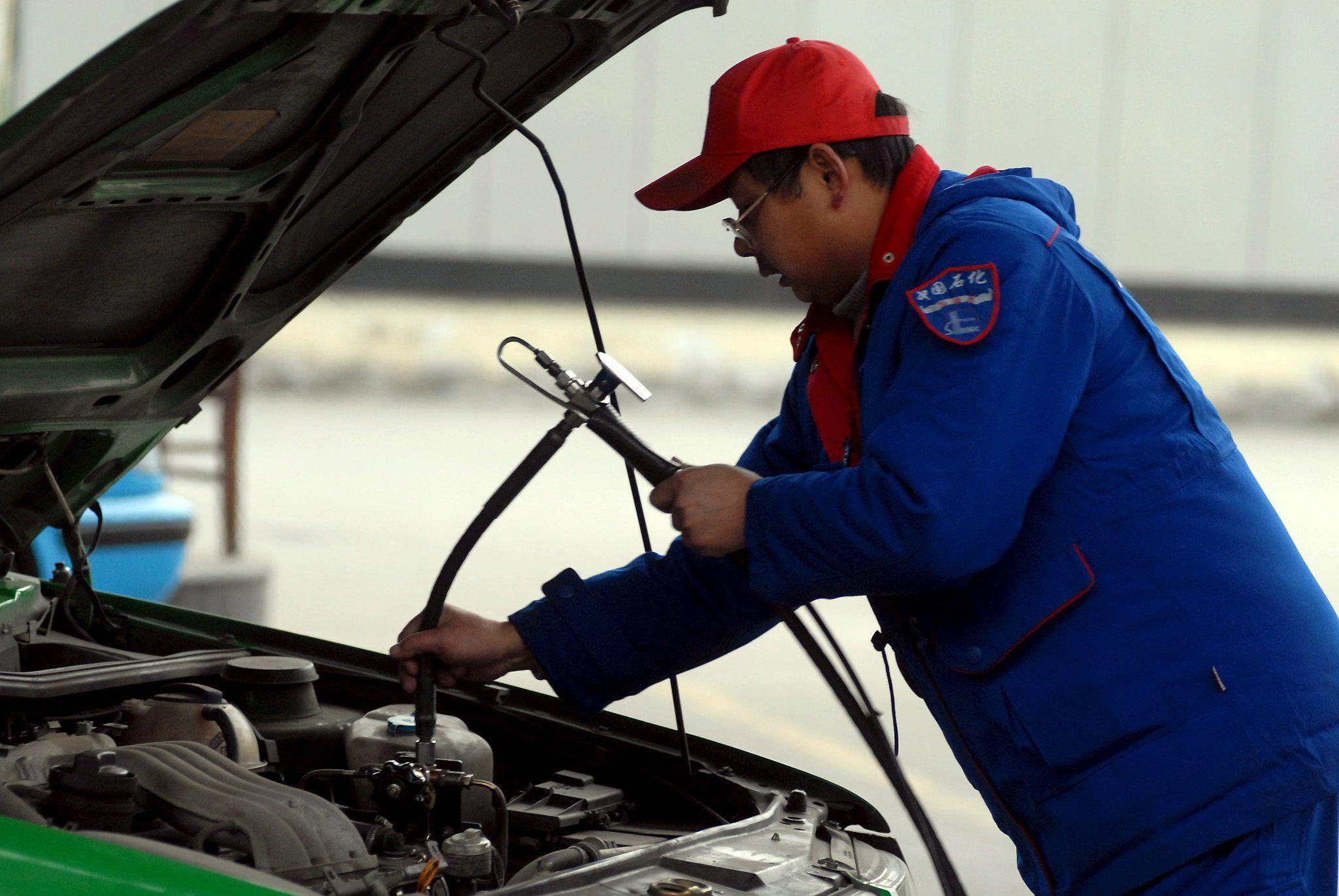 Siglato l'accordo per l'uso di gas naturale per le auto in Europa