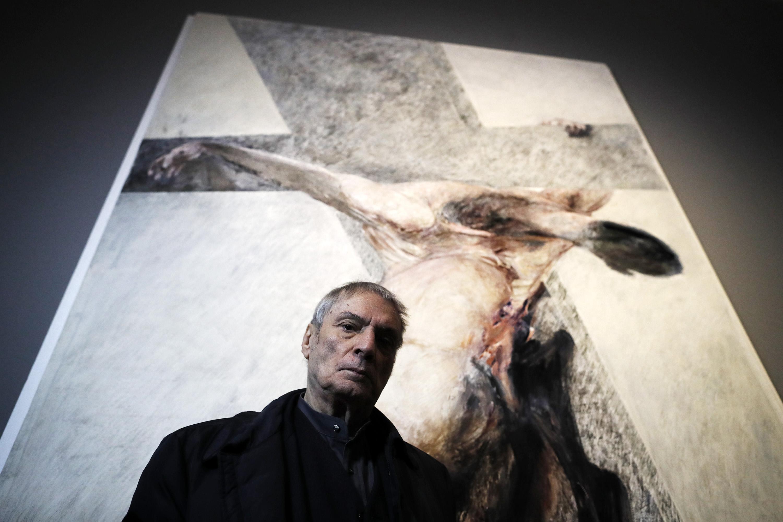 Ennio Calabria in mostra a Roma fino al 27 gennaio